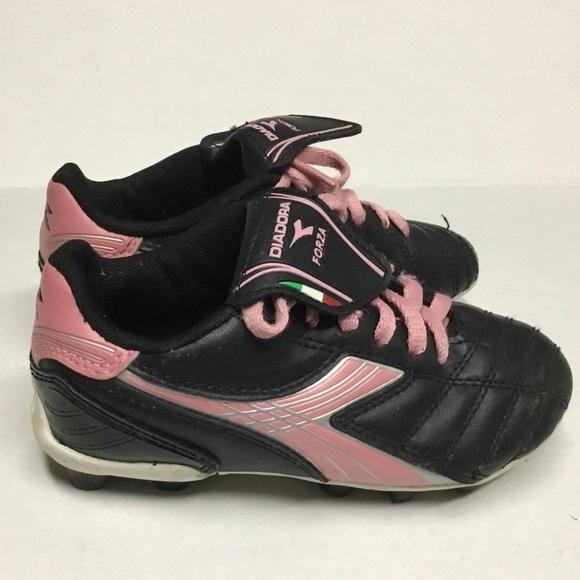912a5c06 Diadora toddler girl soccer cleats size 12